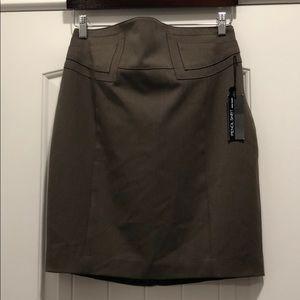 Express high waist pencil skirt. Size 10. NWT